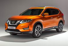 #Nissan X-Trail facelifted for 2017 #XTrail