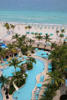 Tour Of Florida Day 3 Hollywood Florida with travel partner Margaritaville Resor… Visit Florida, Florida Vacation, Vacation Places, Florida Beaches, Vacation Destinations, Dream Vacations, Vacation Spots, Beautiful Places To Travel, Wonderful Places