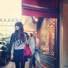 in Paris : ヨンア 私服コーディネートまとめ instagram編 - NAVER まとめ