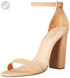 Schutz Women's Enida Dress Sandal, Lightwood, 9.5 M US - All about women (*Amazon Partner-Link)