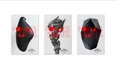 Formes Simples on Behance