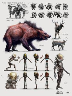 More fallout 4 creatures