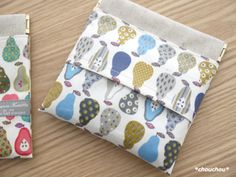 ごみポの作り方 - *chouchou* Blog Categories, Crochet Handbags, Blog Entry, Fabric Scraps, Hand Sewing, Sewing Crafts, Diy And Crafts, Coin Purse, Shabby Chic