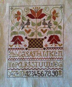 tralala cross stitch designs - Google Search