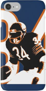 WALTER PAYTON iPhone 7 Cases
