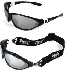 6e89ff2258 Moritz Black SKI GOGGLES   SPORT SUNGLASSES With Interchangeable Side Arms    Strap for Skiing