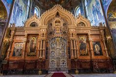St. Petersburg, Russia, Church of the Savior on Spilled Blood is a Russian Orthodox church Justin Kaplan, Flickr
