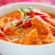 Thai vegan recipe: Thai red curry