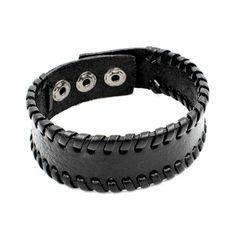 Bracelet Manchette Cuir Homme Bracelets, Leather, Jewelry, Fashion, Gift Ideas, Moda, Jewlery, Jewerly, Fashion Styles
