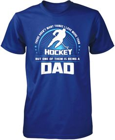 This Dad Loves Hockey