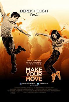Derek Hough Stars in the Dance Romance Make Your Move