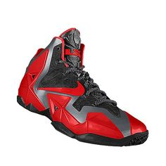 I designed the black Cal State Northridge Matadors Nike men's basketball shoe.