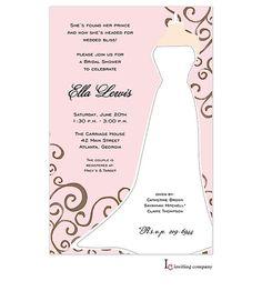 Timeless Bride Invitation