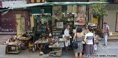 karung guni @ Upper Lascar Row, Sheung Wan
