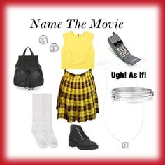 Clueless by lauren-jones-5 on Polyvore featuring Alice + Olivia, Office and Topshop