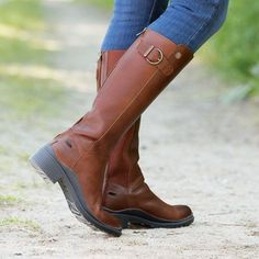 Solstice Classic Tall Leather Boot by SmartPak - SmartPak Equine