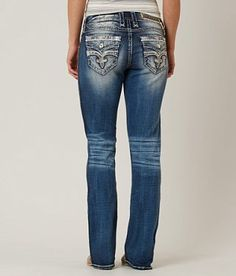 Rock Revival Thais Easy Boot Stretch Jean - Women's Jeans | Buckle
