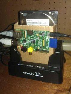 Raspberry Pi the Perfect Home Server