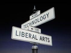 テクノロジーとリベラルアーツの交差点
