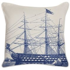 Outdoor Pillows by SHOP Thomaspaul | Buy Nautical Theme Accent + Throw Pillows, Natural + Organic, and More Online