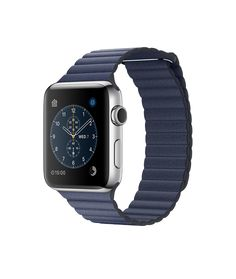 Introducing Apple Watch Series 2 Stainless Steel in 42mm with built-in GPS and…