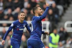 Jean Michael Seri proves his worth as Jurgen Klopp plays down Liverpools performances Eden Hazard Chelsea, Kun Aguero, One That Got Away, Steven Gerrard, Sports Activities, Chelsea Fc, Sport Man, Gym Wear, Premier League