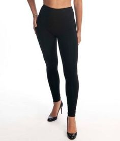 Lysse Tight Ankle Legging Black Medium - 1219 by Lysse. $58.00. Fabric content: outer fabric: 86% cotton / 14% spandex. inner control panel: 86% polyester / 14% spandex. The best and original shapewear leggings are here! Lyssé Leggings are designed with a revolutionary and hidden control top! Join the thousands of women of all ages and sizes who have made Lyssé a staple in their wardrobes.