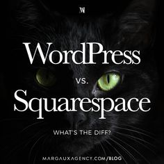 10 Reasons Why WordPress is Better Than Squarespace Check out my latest article on why I think WordPress is better than Squarespace! Stop using tools that limit your business from growing! https://margauxagency.com/10-reasons-why-wordpress-is-better-than-squarespace/?utm_campaign=coschedule&utm_source=pinterest&utm_medium=Margaux%20Agency%20%7C%20Branding%20%2B%20Web%20Design%20%2B%20Marketing%20Tips&utm_content=10%20Reasons%20Why%20WordPress%20is%20Better%20Than%20Squarespace
