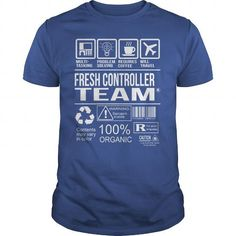 Awesome Tee For Fresh Controller Team T Shirts, Hoodies. Get it here ==► https://www.sunfrog.com/LifeStyle/Awesome-Tee-For-Fresh-Controller-Team-104768181-Royal-Blue-Guys.html?57074 $22.99