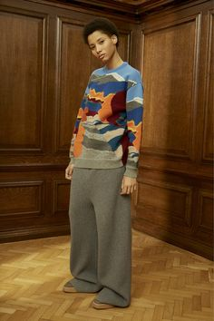 Lineisy Montero for Stella McCartney, Pre-Fall 2016 Fall Fashion 2016, Fashion Week, Winter Fashion, Fashion Show, Style Fashion, Stella Mccartney, Lineisy Montero, Dress Up Day, Vogue