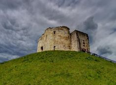 Clifford's Tower, perched atop a steep mound in York, England, is most of what remains of York Castle, originally built by William the Conqueror in the 11th century. Andrew Smith of Birmingham, England photographed the tower in May.