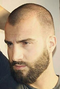 Hairstyles For Men With Beards Fascinating Facial Hair And Beard Styles Gallery 5 Number One Buzzcut With A