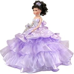 Doll Q2101 Quinceanea Dolls - Free shipping over $60 at www.misquinceano.com