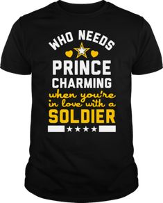 Prince Charming Soldier