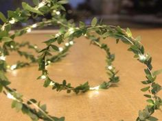 7 foot or 16 foot LEDs leaf garland battery operated LED fairy string lights for rustic wedding decoration summer party holiday by MaxplanationPhotos on Etsy Led Garland, Green Garland, Light Garland, Hanging Garland, Wire Fairy Lights, Fairy Lights Wedding, Wedding Lighting, Rainbow Light, Luz Led