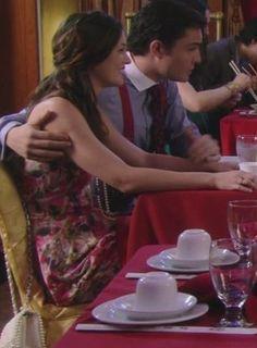 Blair. Rufus Getting Married.