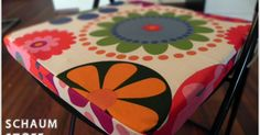 Foam seat cushion, You can find not many things available that everyone loves. While you can find , Cushion Tutorial, Diy Nightstand, Crochet Pillow, Creative Activities, Diy Table, Diy Art, Seat Cushions, Diy Design, Decorative Pillows