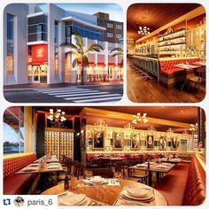 Orgulho em ser a madrinha desse restaurante incrível! Parabéns queridos Isaac e Carol #Repost @paris_6   Vem aí em abril o bistro mais charmoso de Miami. Em frente ao W Hotel em South Beach. Vem aí PARIS 6 MIAMI BEACH (2200 Collins Ave). Siga as atualizações pelo nosso SNAPCHAT paris6bistro por Isaac Azar direto de Miami  # Coming in April the most charming bistro in Miami. Across from the W Hotel South Beach - Paris 6 Bistro Miami open 24 hours. (2200 Collins Avenue). Follow us on snapchat…