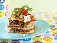 Tortillataart met gehakt - Libelle Lekker!