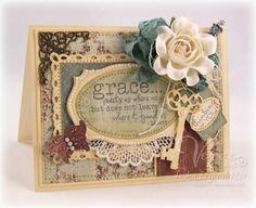 Viva la Verve card by Tosha Leyendekker using Verve Stamps.