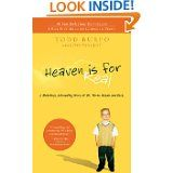 I believe this boy really did go to heaven a see Jesus.  A wonderfully inspiring book.