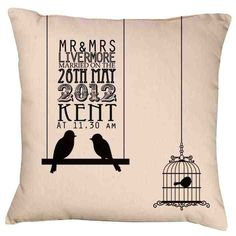 ideas love bird silhouette wedding gifts for 2019