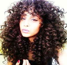 Curls for days!