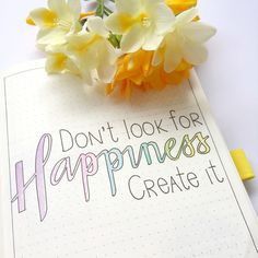 www.rosekjournals.com | A source of ideas and inspiration for your bullet journal or planner