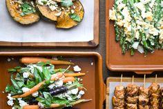 4 Fresh and Simple Tapas Recipes | melbournefoodfiles.com