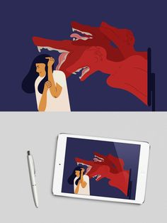 Monster Design, Adobe Illustrator, Photoshop, Concept, Draw, Illustration, Color, To Draw, Colour
