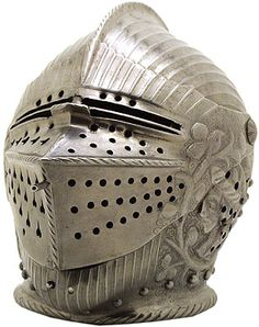Close Helmet of the Burgundian type  1540 - 50  Germany