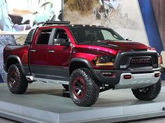 The 2018 Dodge Ram Rebel TRX is one of those trucks that are bound to attract attention whenever they pass by. Judging by the sophistication and Dodge Pickup, Dodge Cummins, Dodge Trucks, Jeep Truck, 2018 Dodge Truck, Lowered Trucks, Lifted Trucks, Pickup Trucks, Jeeps