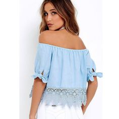 VA Off Shoulder Blouse