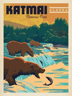 A gorgeous and fitting tribute to 100 years of the National Park Service.